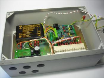 Safety light control